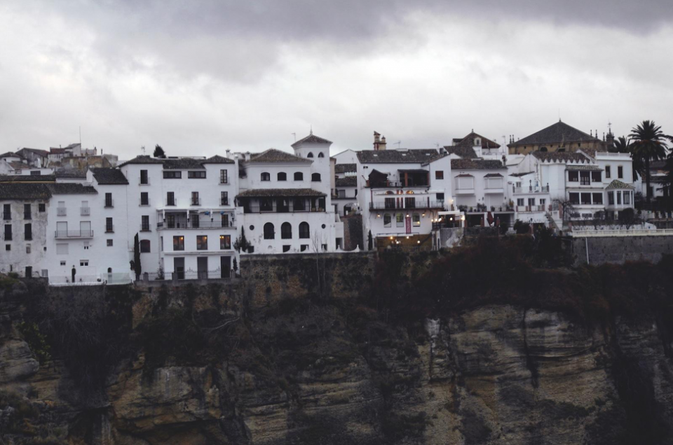 Small Town Wanderings in Andalucia