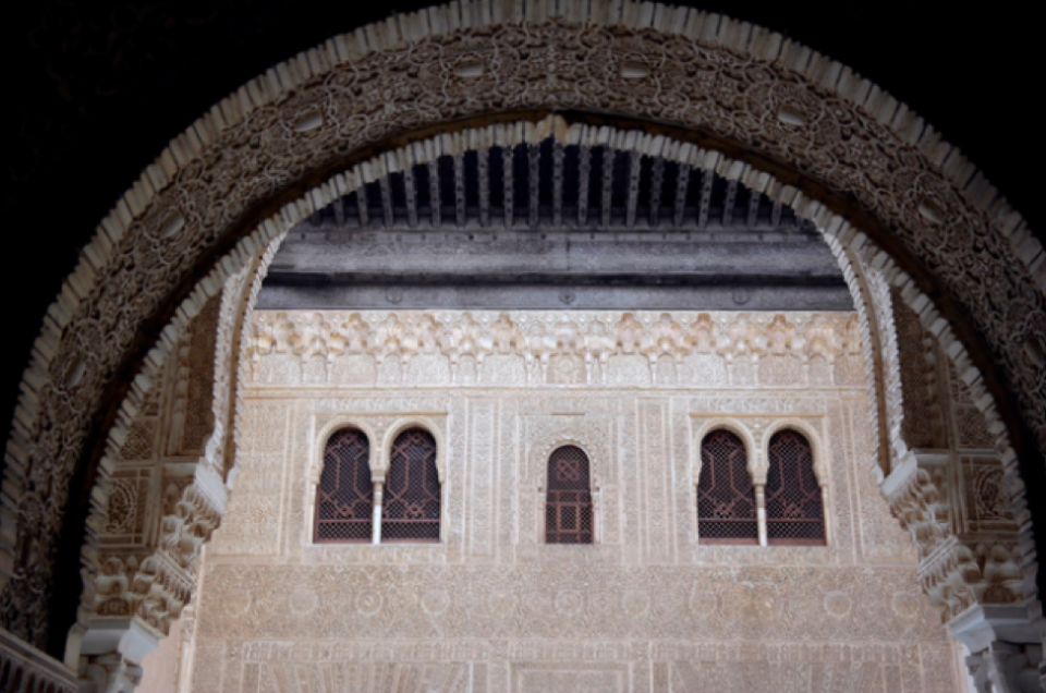 Exploring The Alhambra With The NX20