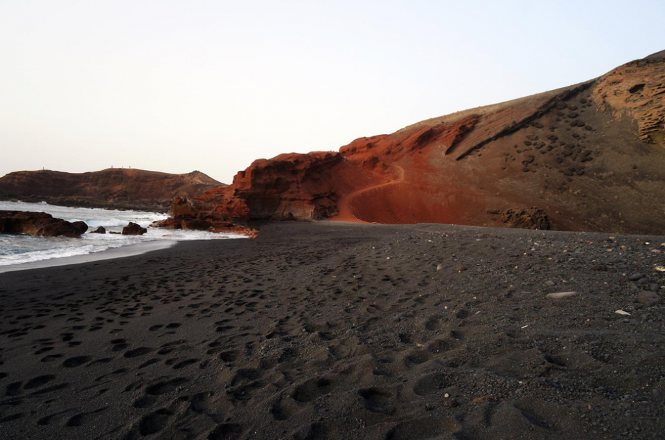 NXMini Volcanic Sands and Clear Waters in Lanzarote