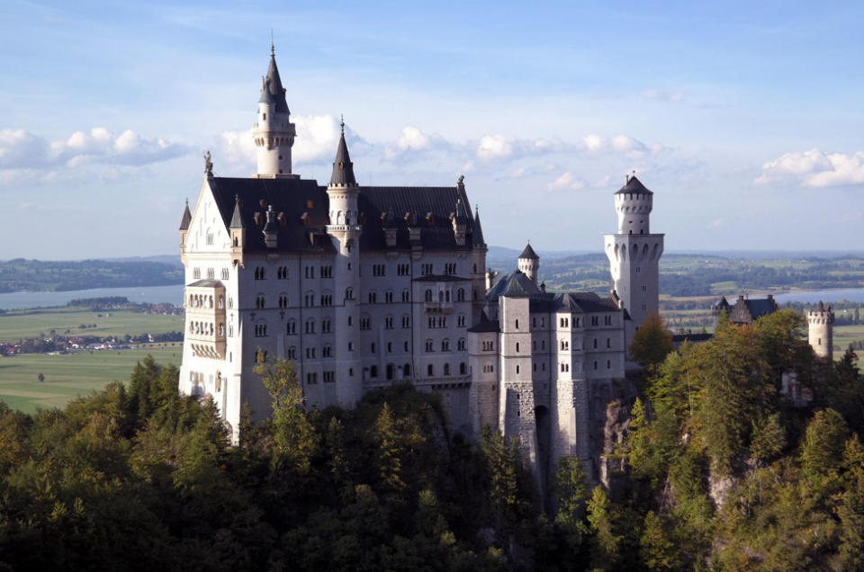 Roadtripping Germany: Fairytale Castles and Swabian Villages