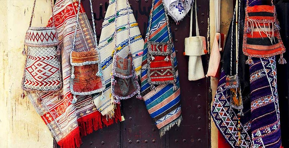 Navigating Souks: From the Medinas of Morocco to Istanbul's Grand Bazaar