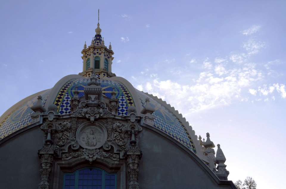 NX300: An Architectural Haven in Balboa Park, San Diego